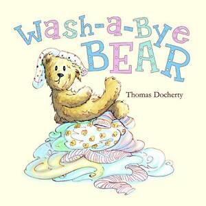 Docherty, Thomas, Wash A-bye-bear, Very Good Book