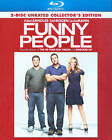 Funny People (Blu-ray Disc, 2009, 2-Disc Set, Rated/Unrated Versions; Special Edition)