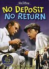 No Deposit, No Return (DVD, 2004)
