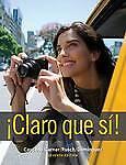 !Claro Que Si! by Lucia Caycedo Garner 9781111829674 (Hardback, 2011)