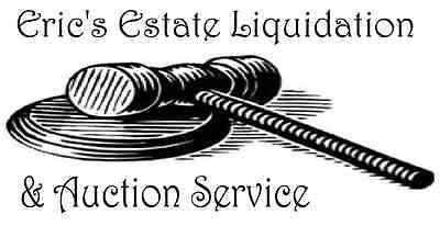 Eric's Estate Auction Service