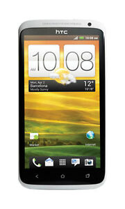 HTC  One X - 32GB - White Smartphone