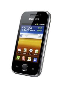 Samsung  Galaxy Y GT-S5360 - Metal Grey ...