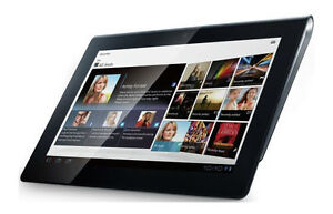 Sony Tablet S SGPT111 16GB, Wi-Fi, 9.4in - Black