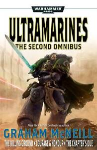 Ultramarines: The Second Omnibus (Warhammer 40000), By McNeill, Graham,in Used b