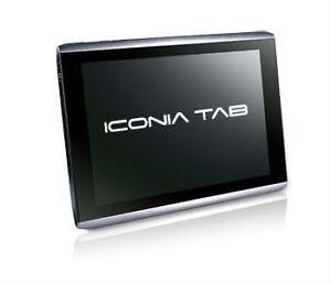 Acer Iconia A500-10S08u 8GB, Wi-Fi, 10.1in - Black