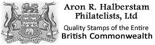 Aron R. Halberstam Philatelists, Ltd.