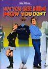 Now You See Him, Now You Don't (DVD, 2004)