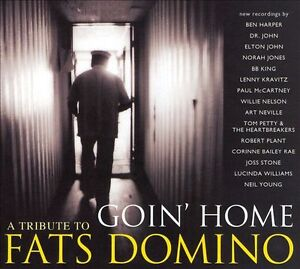 Goin-Home-A-Tribute-to-Fats-Domino-Digipak-by-Various-Artists-CD-Sep-2007