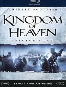 Kingdom of Heaven (Blu-ray Disc, 2009, D...