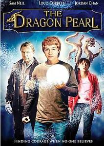 the dragon pearl dvd disk