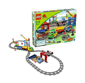 LEGO Duplo Deluxe Train Set (#5609)