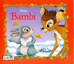 Salten-Felix-Bambi-Disney-Classic-Films-Book