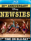 Newsies (Blu-ray Disc, 2012, 20th Anniversary)