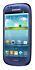 Samsung Galaxy S III mini GT-I8190 - 8 GB - Pebble Blue (Ohne Simlock) Smartphone