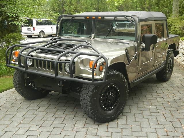 old military h1 hummer for sale autos post. Black Bedroom Furniture Sets. Home Design Ideas