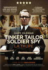 Tinker, Tailor, Soldier, Spy (DVD, 2012, Canadian)