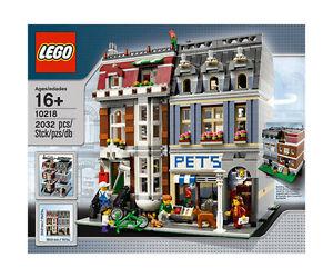 Lego Creator 10218 Zoohandlung Pet Shop ungeöffnet in OVP, MISB - Deutschland - Lego Creator 10218 Zoohandlung Pet Shop ungeöffnet in OVP, MISB - Deutschland