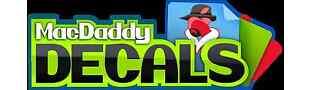 Mac Daddy Decals