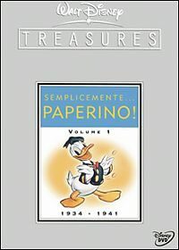 Walt-Disney-Treasures-Semplicemente-Paperino-Volume-1-uno-1934-1941-2-DVD-NEW