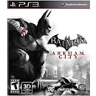 Batman: Arkham City Action/Adventure Video Games