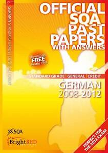 German GeneralCredit 2012 SQA Past Papers Official Sqa Past Papers with Answer - Consett, United Kingdom - German GeneralCredit 2012 SQA Past Papers Official Sqa Past Papers with Answer - Consett, United Kingdom