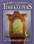 Early Canadian Timekeepers, Jane Varkaris, 1550460730
