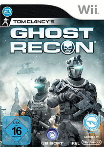 Tom Clancy's Ghost Recon Nintendo Wii