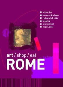 2004-04-Art-Shop-Eat-Rome-Alexandra-Massini-W-W-Norton-Company-Paperbac