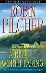 AUDIO-BOOK-ROBIN-PILCHER-A-RISK-WORTH-TAKING-9-HOURS-ON-6-CASSETTES-FREE-SHIPPIN