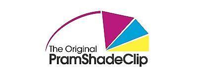The Original Pram Shade Clip