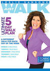 Leslie Sansone: Just Walk - Ultimate 5 Day Walk Plan (DVD, 2012) (DVD, 2012)