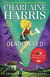 Deadlocked-A-Sookie-Stackhouse-Novel-by-Charlaine-Harris-2012-Hardcover-Charlaine-Harris-Hardcover