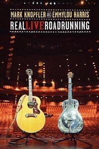 Mark Knopfler and Emmylou Harris: Real Live Roadrunning (PAL)  DVD NEW