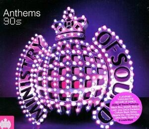 Anthems-90s-Various-Artists-BRAND-NEW-CD