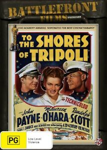 To the Shores of Tripoli : NEW DVD