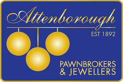 ATTENBOROUGH JEWELLERS-PAWNBROKERS