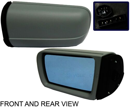 1996 mercedes benz e300 e320 left driver side view door for Driver side mirror replacement mercedes benz