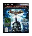 Batman: Arkham Asylum Sony PlayStation 3 Video Games