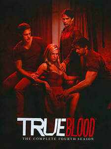 True Blood: Season 4 (Blu-ray Disc, 2012...