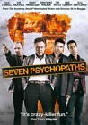 Seven Psychopaths (DVD, 2013, Includes Digital Copy; UltraViolet)