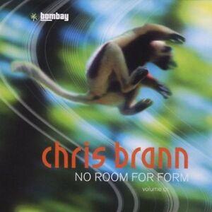 CHRIS BRANN No Room For Form   CD ALBUM BRAND NEW - STILL SEALED