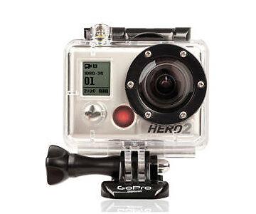 Actioncam GoPro: Kleiner Held im Outdoor-Einsatz