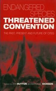Endangered Species Threatened Convention: The Past, Present and Future-ExLibrary