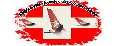 Swiss-Edelweiss Airplane Shop