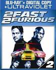 2 Fast 2 Furious (Blu-ray Disc, 2013, Includes Digital Copy; UltraViolet)