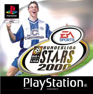 Bundesliga Stars 2000 (Sony PlayStation 1, 1999)