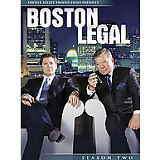Boston Legal - Season 2 New DVD! Ships Fast!