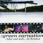 Green Carnation: Alive and Well in Krakow DVD - Brand New & Sealed