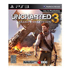 Uncharted 3: Drake's Deception Sony PlayStation 3 Video Games